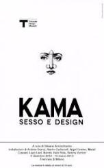 """""""Kama. Sesso e Design"""" alla Triennale di Milano"""