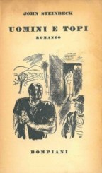 """Uomini e topi"" di John Steinbeck"