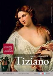 """""""Tiziano"""" alle Scuderie del Quirinale"""
