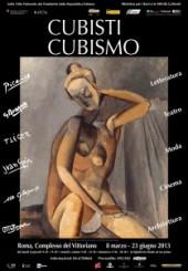 """""""Cubisti Cubismo"""" al Complesso del Vittoriano"""
