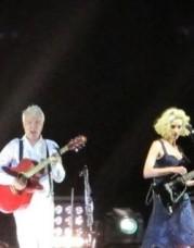 [IlLive] David Byrne & St. Vincent  @Auditorium Parco della Musica, 11 settembre 2013