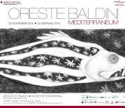 """""""Oreste Baldini. Mediterraneum"""" ai Mercati di Traiano"""