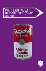 Cose che puoi fare con un barattolo di zuppa Campbell di Brock Adams