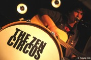 The Zen Circus @Black Out Rock Club, 11 aprile 2014