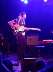 Micah P. Hinson live @Circolo degli Artisti, 16 maggio 2014