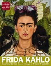 """""""Frida Kahlo"""" in mostra alle Scuderie del Quirinale"""
