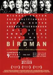 """""""Birdman"""" di Alejandro González Iñárritu"""