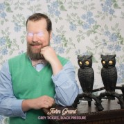"""Grey Tickles, Black Pressure"" </br> di John Grant"