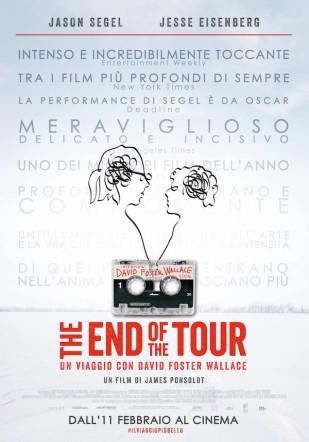 The End of the Tour Poster Flanerí