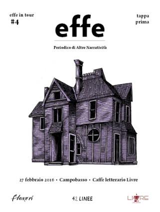 effe #4 in tour Campobasso
