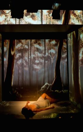 Dark Vanilla Jungle spettacolo teatro dell'orologio