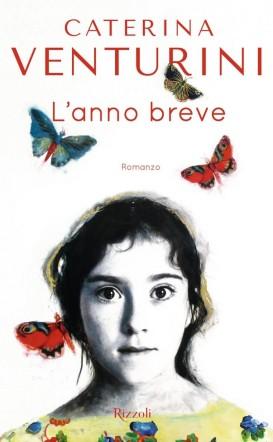 L'anno breve copertina del romanzo di Caterina Venturini Flanerí