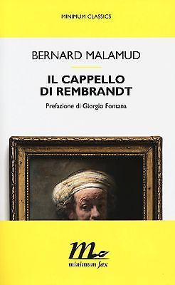 Copertina di Il cappello di Rembrandt su Flanerí