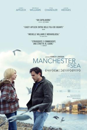 Poster italiano di Manchester by the Sea su Flanerí