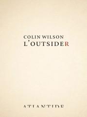 """""""L'outsider"""" </br>di Colin Wilson"""