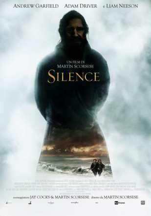 Poster italiano di Silence su Flanerí