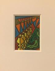 I pittori del '900 e le carte da gioco </br>@Palazzo Braschi, Roma