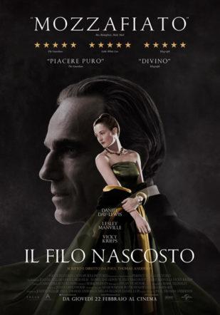 Poster di Il filo nascosto su Flanerí