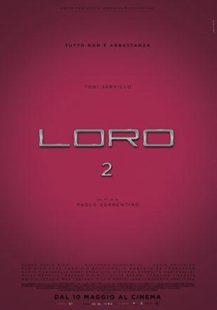 Posteri di Loro 2 su Flanerí