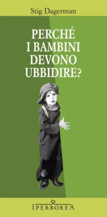 Cover Perché i bambini devono ubbidere?