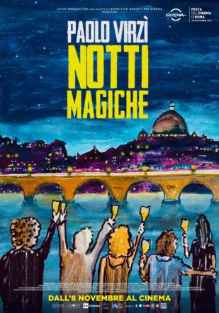 Poster Notti magiche su Flanerí