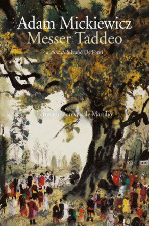 copertina di Messer Taddeo