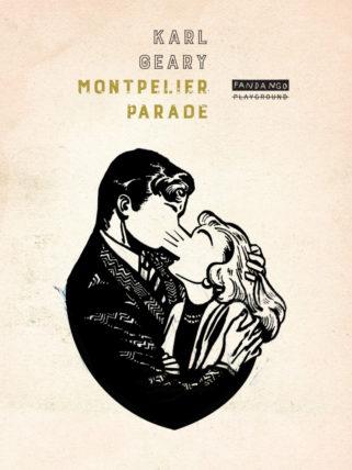 Copertina del romanzo Montpelier Parade su Flanerí