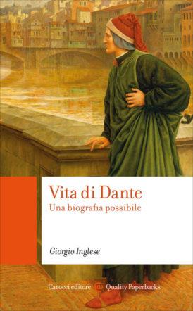Copertina di Vita di Dante di Giorgio Inglese