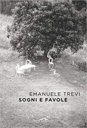 Copertina di Sogni e favole di Emanuele Trevi