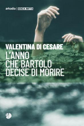 """Copertina di """"L'anno che Bartolo decise di morire"""" di Valentina Di Cesare"""