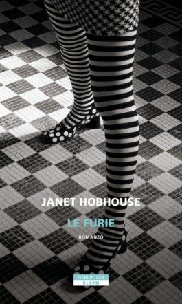Copertina di Le furie di Janet Hobhouse