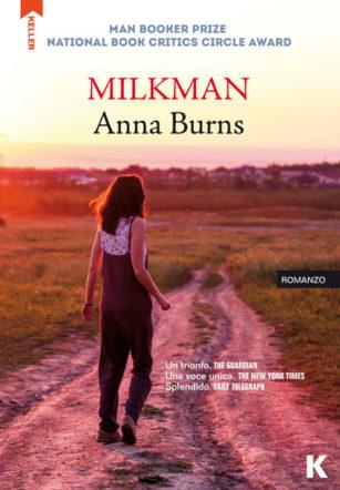 Copertina di Milkman di Anna Burns