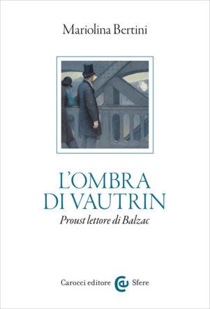 Copertina di L'ombra di Vautrin di Bertini