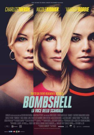 poster di Bombshell su Flanerí
