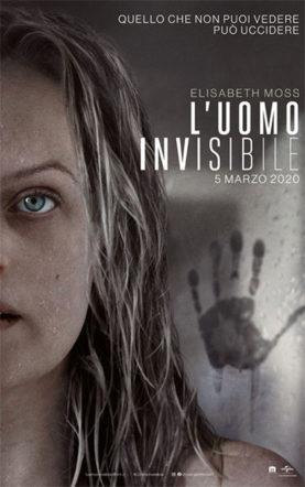 poster del film l'uomo invisibile
