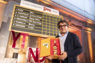 Premio Strega 2020 a Sandro Veronesi