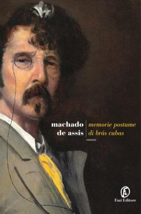 copertina di Memorie Postume di Bras Cubas