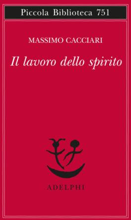 copertina di Il lavoro dello spirito
