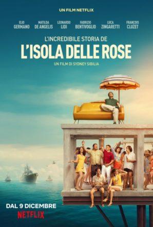 L'incredibile storia de l'isola delle rose poster film