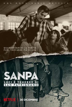 Poster della docuserie Sanpa
