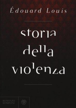 copertina di Storia della violenza