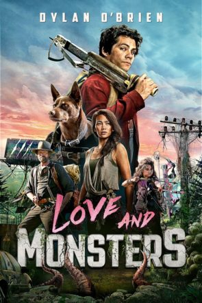 Poster di Love and Monsters