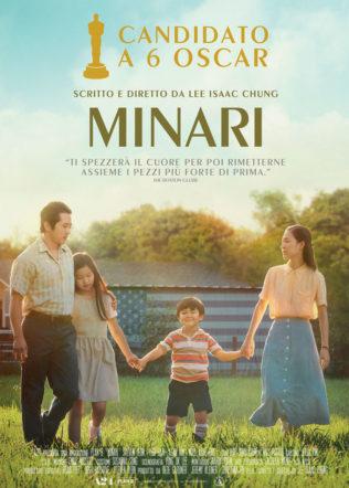Minari poster italiano del film