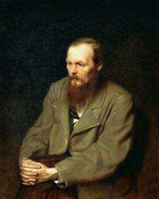 Ritratto di Dostoevskij