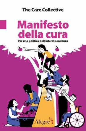 Copertina del Manifesto della cura