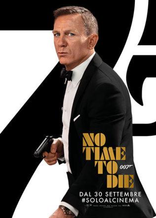 Locandina di No Time to Die